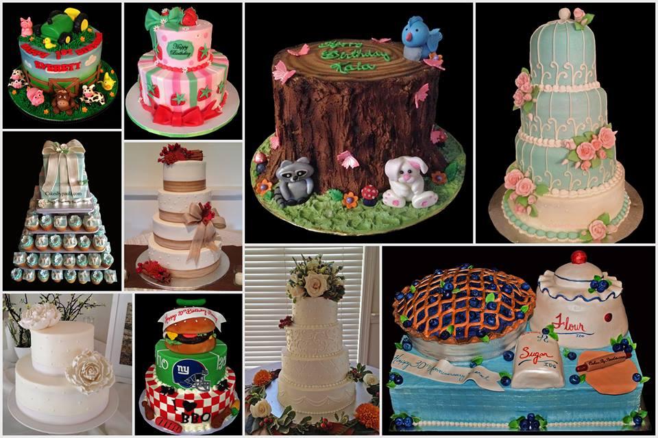 Cakes By Paula Birthday Showers Wedding