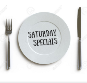 Saturday Dinner Restaurant Specials South of Boston MA