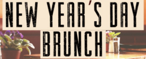 New Years Day Brunch Restaurants 2016 South of Boston
