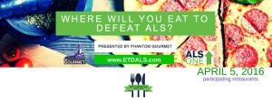 Eat to Defeat ALS 2016