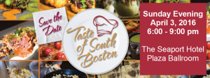 Taste of South Boston 2016 at Seaport Hotel