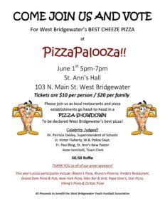 PizzaPalooza 2016  in West Bridgewater MA