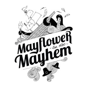 Mayflower Mayhem Thanksgiving Feast 2016 in Plymouth MA