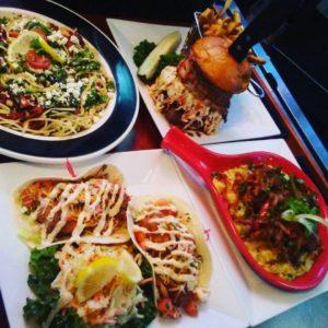 Most creative menu Slap Shotz Gastropub Raynham South Shore Boston Restaurant